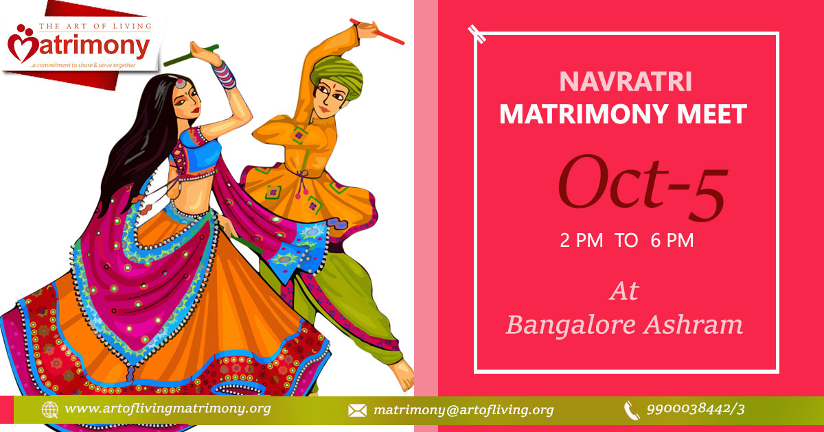 Annual Art of Living Matrimony meet - Event